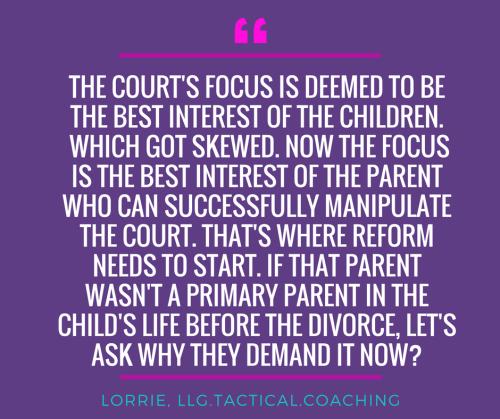Best Interest of the Children Child Custody